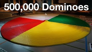Download 500,000 Dominoes - The Year in Domino - 3 Guinness World Records Video