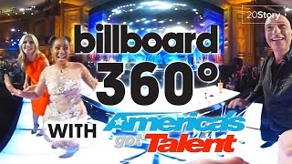 Download America's Got Talent : 360 Video [Exclusive] | Judges Entrance Video