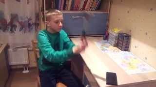 Download Russian Kid Breaks his mobile phone ( FAIL ) Video