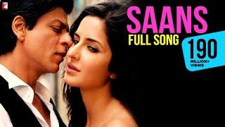 Download Saans - Full Song | Jab Tak Hai Jaan | Shah Rukh Khan | Katrina Kaif | Shreya Ghoshal | A. R. Rahman Video