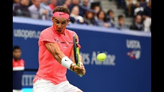 Download 2017 US Open: Nadal vs Lajovic game highlights Video