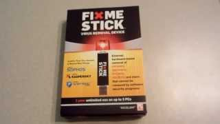 Download FixMeStick Demonstration and Review Video
