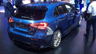 Download MERCEDES A-Class A35 AMG - first look and FULL REVIEW (Edition 1) Video