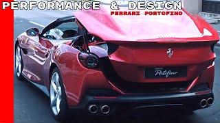 Download 2018 Ferrari Portofino Performance & Design Video