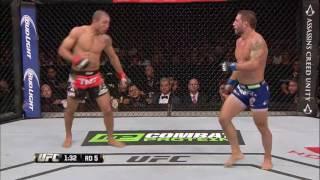 Download UFC 179: 5º round entre José Aldo e Chad Mendes Video