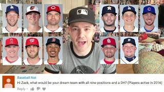 Download Q&A - Part 4: ″Who would be on your dream team?″ Video