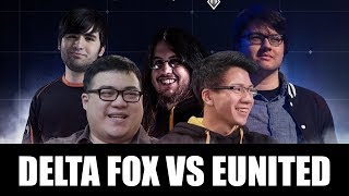 Download SCARRA: DELTA FOX (MEME STREAM DREAM TEAM) VS EUNITED NACS MATCH WEEK 1 HIGHLIGHTS Video
