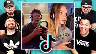 Download IMPOSSIBLE TIK TOK TRY NOT TO LAUGH CHALLENGE!! Video