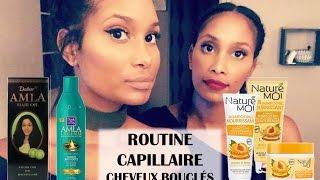 Download Routine capillaire cheveux bouclés frisés + CONCOURS FERME (soins, huiles, shampoings sans sulfates) Video