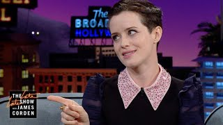 Download Claire Foy Teaches Method Man The Queen's English Video