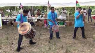 Download BoodooSingh Tassa Group at the Guyana Hampshire Reunion (July 2013) by jonfromqueens Video