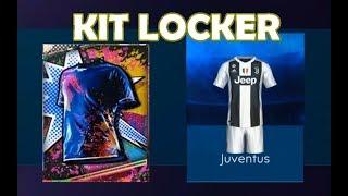FIFA Mobile 19 - Full Juventus Special Card Squad Builder