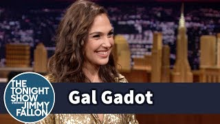 Download Gal Gadot Auditioned for Wonder Woman Without Knowing It Video