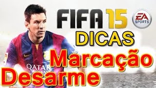 Download FIFA 15 - Dicas de MARCAÇÃO / DESARME [Como Tirar a bola / marcar] Video