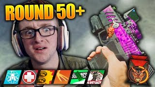Download ″ZOMBIES IN SPACELAND″ ROUND 50+ LIVE HIGH ROUND STRATEGY ~ Infinite Warfare Zombies Gameplay! Video