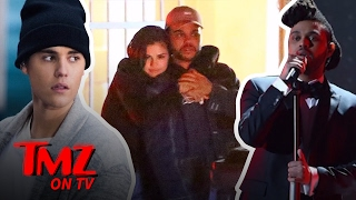 Download Justin Bieber Can't Listen to the Weeknd | TMZ TV Video