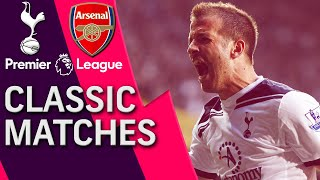 Download Tottenham v. Arsenal I PREMIER LEAGUE CLASSIC MATCH I 4/20/2011 I NBC Sports Video