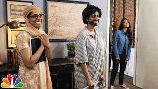 Download Jimmy Meets Lilly Singh's Parents Video