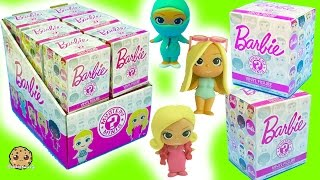 Download Full Box Funko Mystery Mini Surprise Barbie Doll Blind Bag Boxes - Cookieswirlc Video Video