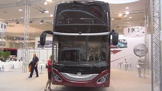 Download Mercedes-Benz MCV 800 Bus Exterior and Interior in 3D Video