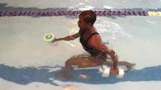 Download Water Aerobics & Abdominal Workouts : Life & Exercise Video