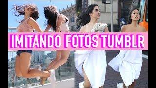 Download IMITANDO FOTOS TUMBLR MEJORES AMIGAS (Ft. Kimberly Loaiza) / CAELI Video