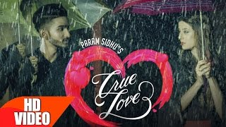 Download True Lovers ( Full Song ) | Param Sidhu | Punjabi Love Song | Speed Records Video