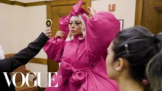 Download Behind Lady Gaga's Legendary Met Gala Looks | Vogue Video