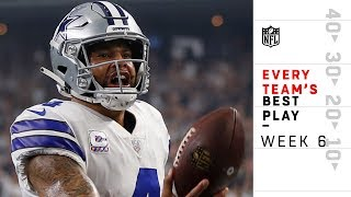 Download Every Team's Best Play from Week 6 | NFL Highlights Video