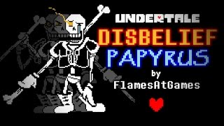 Download DISBELIEF (Papyrus's Genocide Route) [Undertale] Video