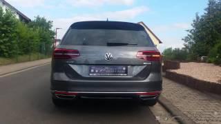 Download VW Passat B8 Zeigertest, Pacecar Blinken, Zündung aktiv Meldung Video