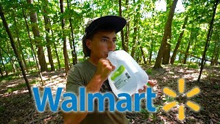 Download Walmart Survival Challenge! Video