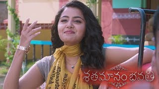 Download Naresh forgets tractor trolly - Comedy Scene - Shathamanam Bhavathi Video
