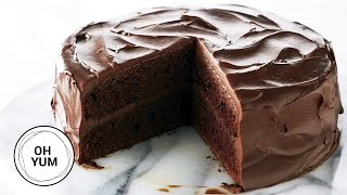 Download How to Make The BEST Devil's Food Cake! Video