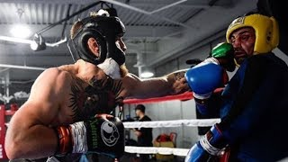 Download Conor McGregor's Sparring Partner QUITS, Says Photos Are a LIE: ″I Beat the Brakes Off of Him!″ Video