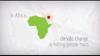 Download Climate change and its potential effects in Africa Video