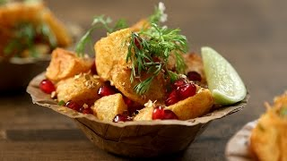 Download Aloo Chaat Recipe | Quick & Popular Indian Chaat Recipe | The Bombay Chef - Varun Inamdar Video
