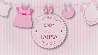 Download Baby Diary ( After Effects Template ) ★ AE Templates Video
