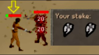 Download Runescape 2007 - Sparc Mac's Craziest Staking Day.. EVER? Video