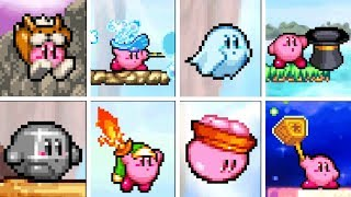 Download Kirby: Squeak Squad - All Copy Abilities Video