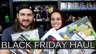 Download Black Friday Haul 2016 - Funko I Video Games I Movies Video