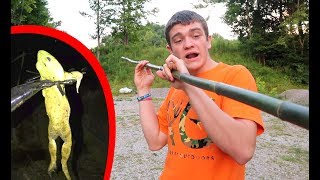 Download Kentucky Frog Gigging! Video