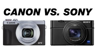 Download Best Vlogging Camera 2019? Canon G7X Mark III VS. Sony RX100 VII Video