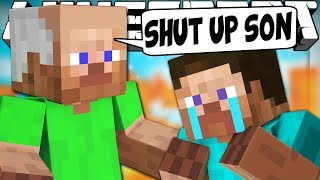 Download If Dads Took Over Minecraft Video