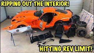 Download Rebuilding A Wrecked 2014 Dodge Viper TA ″TIME ATTACK″ PART 6 Video