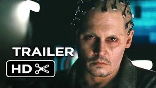 Download Transcendence Official Trailer #1 (2014) - Johnny Depp Sci-Fi Movie HD Video