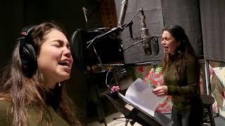 Download How Far I'll Go - Auli'i Cravalho (Behind The Mic) Video