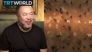 Download Ai Weiwei's documentary 'Human Flow' Video