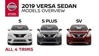 Download 2019 Nissan Versa Sedan Walkaround & Review Video