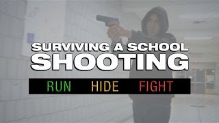 Download Run Hide Fight ″Surviving A School Shooting″ Introduction Video
